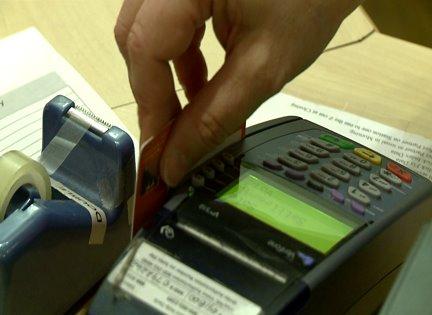 New Credit Card Fee