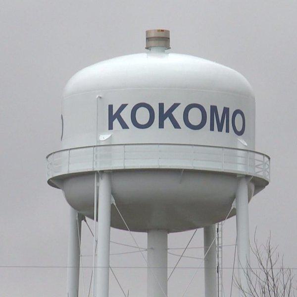 kokomo water tower