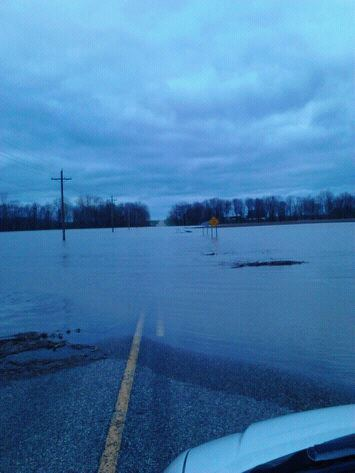 Frankfort flooding