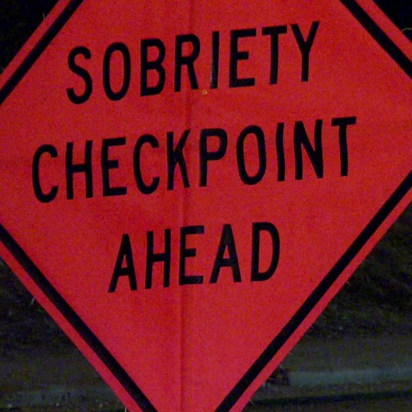 DUI checkpoints in Indianapolis this weekend