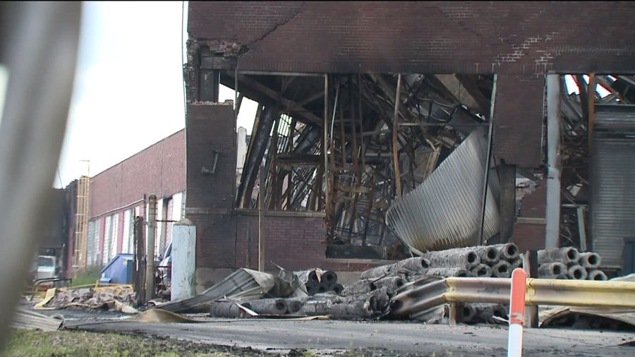 warehouse fire aftermath 21