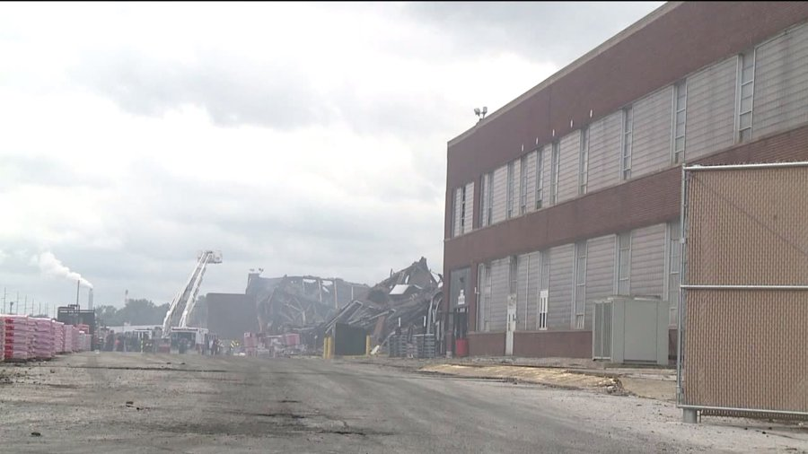 warehouse fire aftermath 22