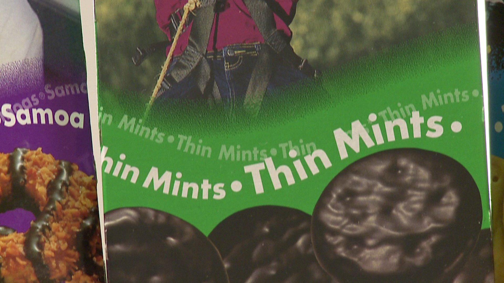 girl scout cookies generic