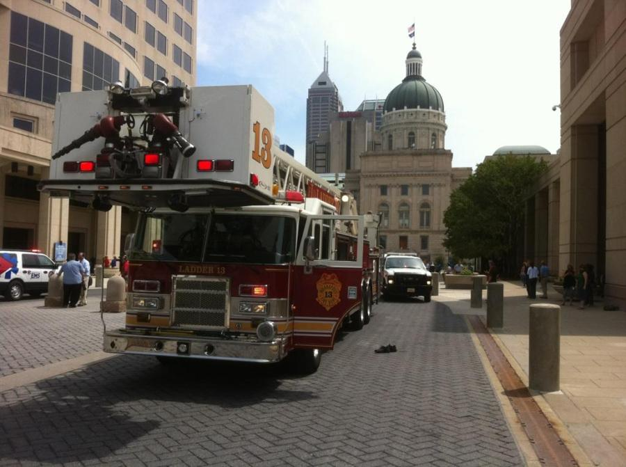IFD rope rescue