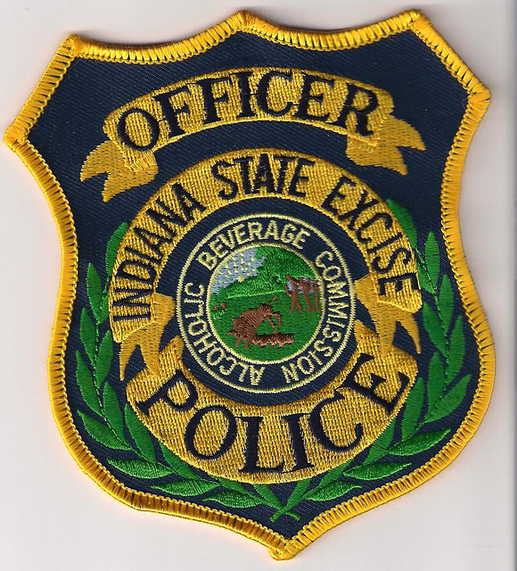 Excise PD Badge