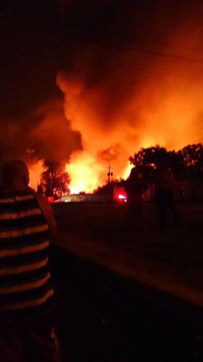 viewer warehouse fire photo 2