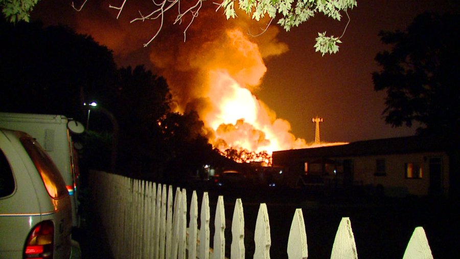 warehouse fire 5