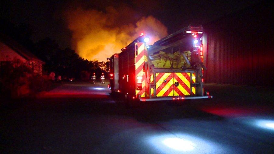 warehouse fire 8