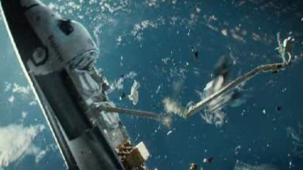 Movie Review Gravity Fox 59
