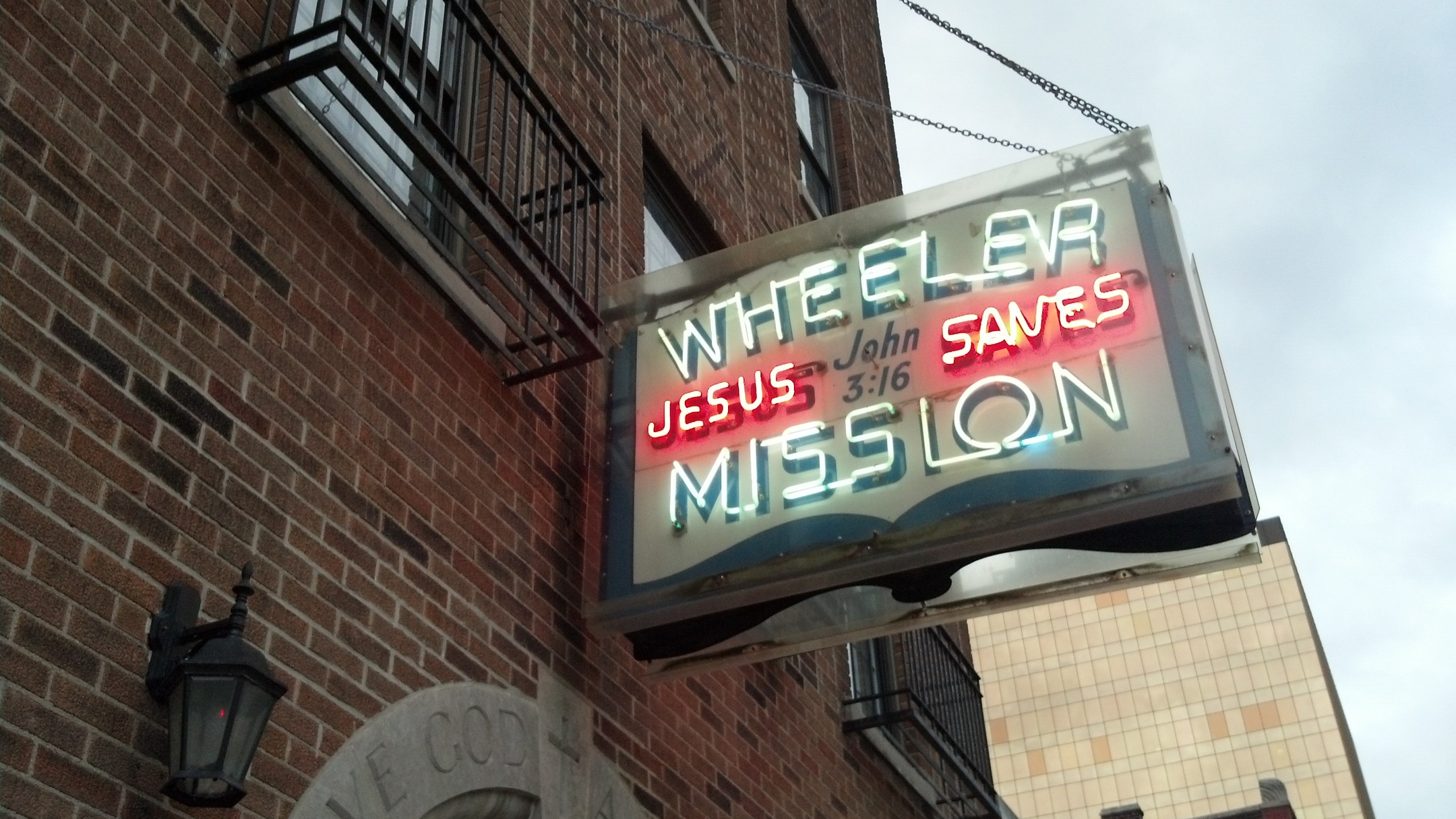 wheeler mission