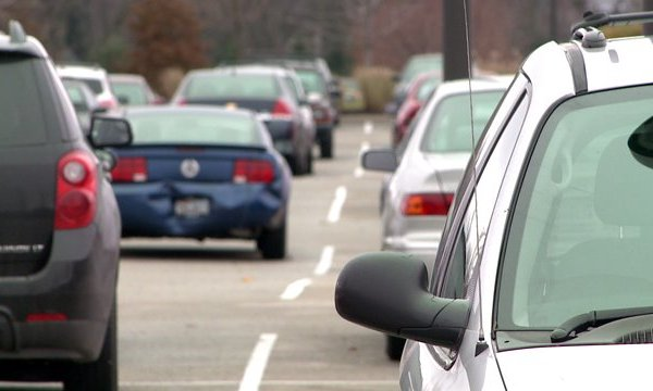 Police issue warning after thefts from parked cars