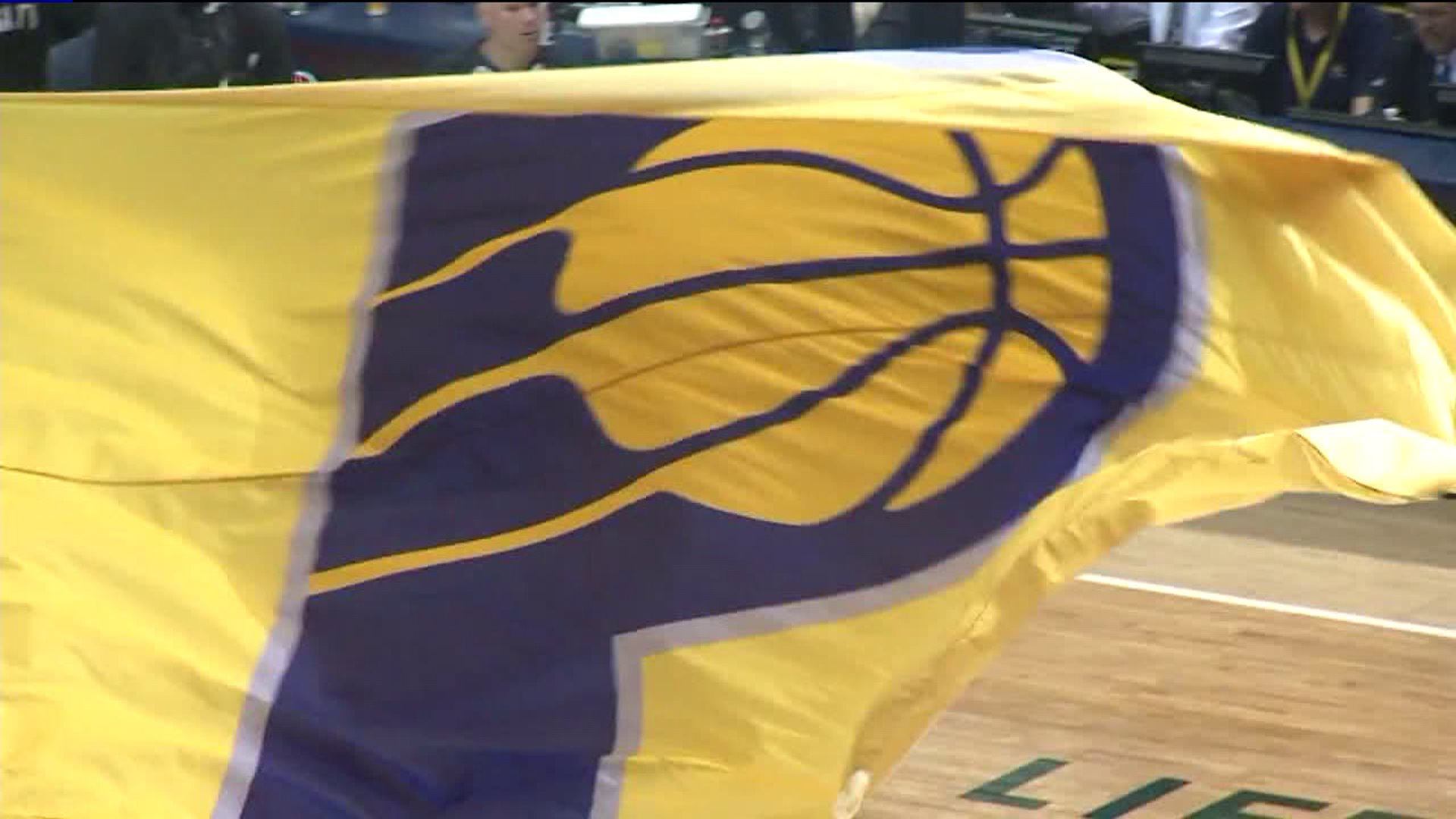 pacers flag