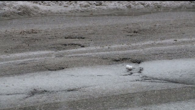 Potholes are becoming a big problem in Central Indiana