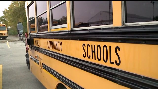 Muncie parents voicing their concerns after facing bus struggles