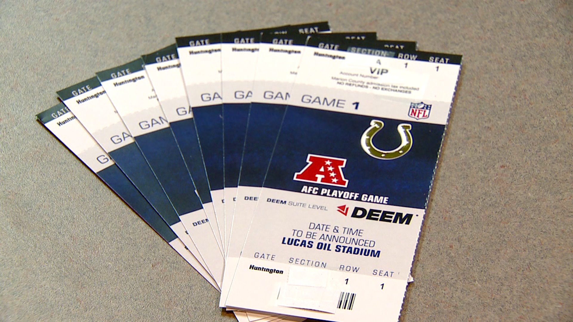 colts tickets