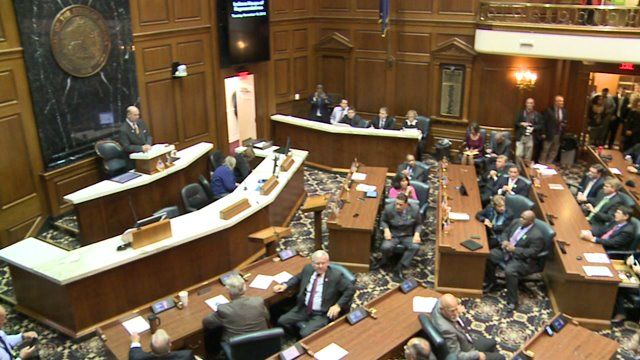 Indiana lawmakers still negotiating differences on major agenda items