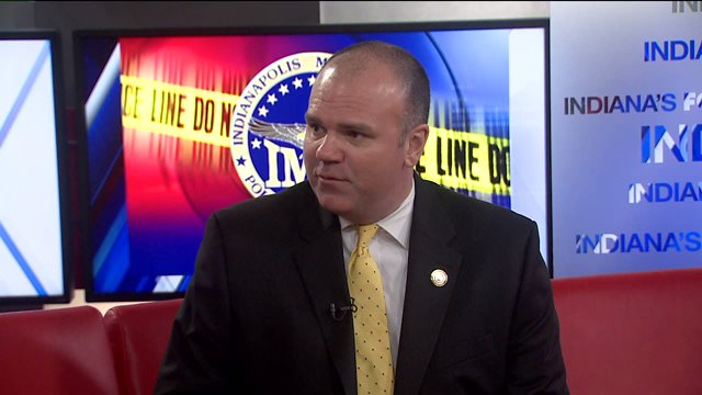 Public Safety Director Troy Riggs discusses SWAT shooting, crime