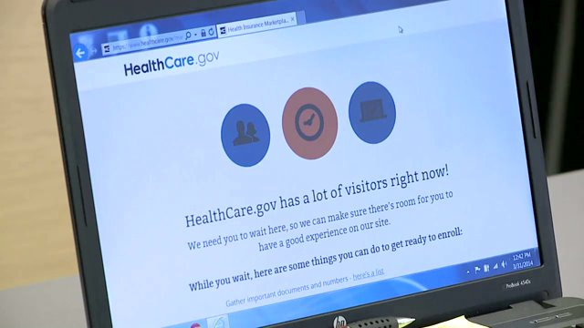 Healthcare deadline looms as Hoosiers scramble to sign up amidst website troubles