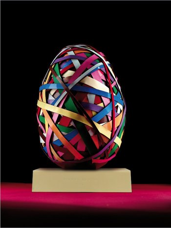 The delicate and utterly mouth-watering art of world's master Easter egg makers