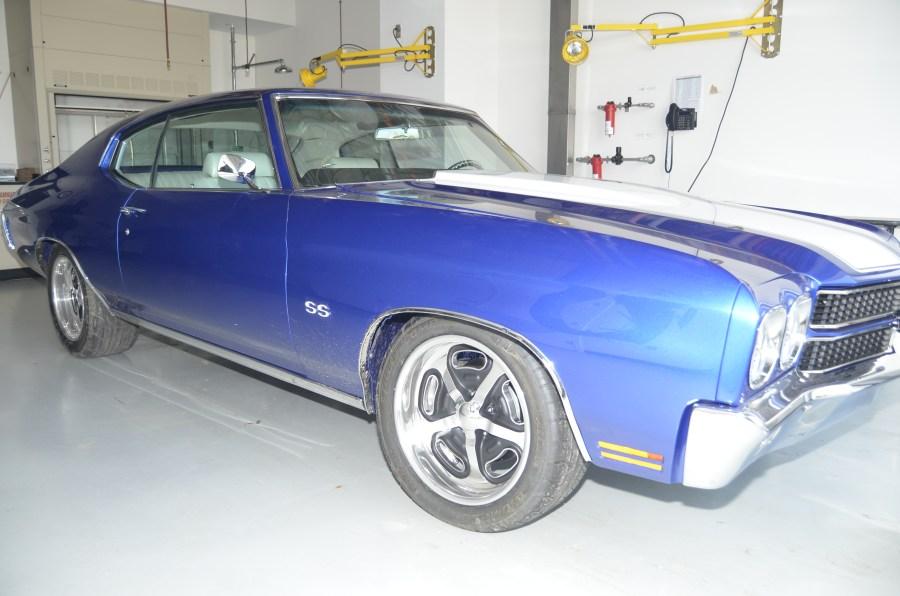stolen Chevrolet 2