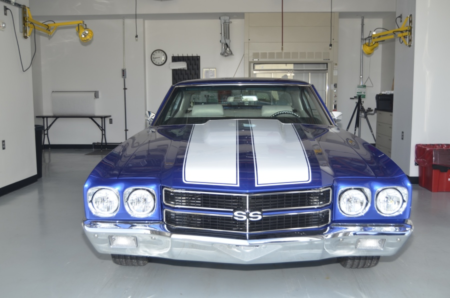 stolen Chevrolet 3