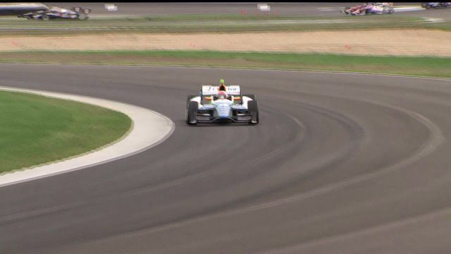 Happening today: your chance to watch practice for the inaugural Grand Prix of Indianapolis