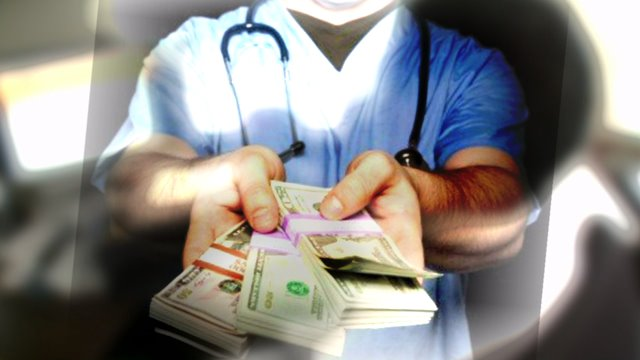 Haggling for healthcare