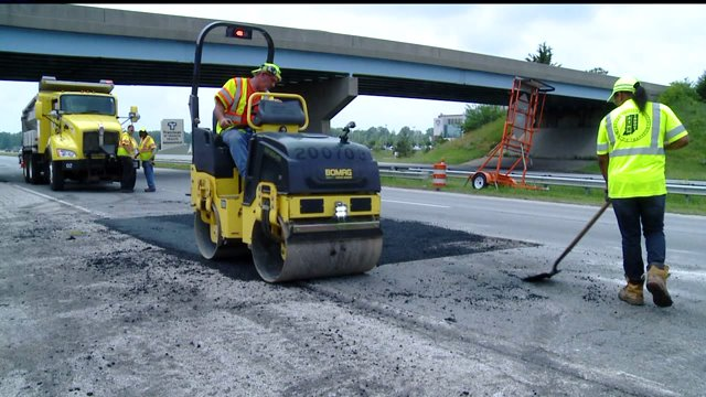 Pothole claims more than double from last year, majority still pending