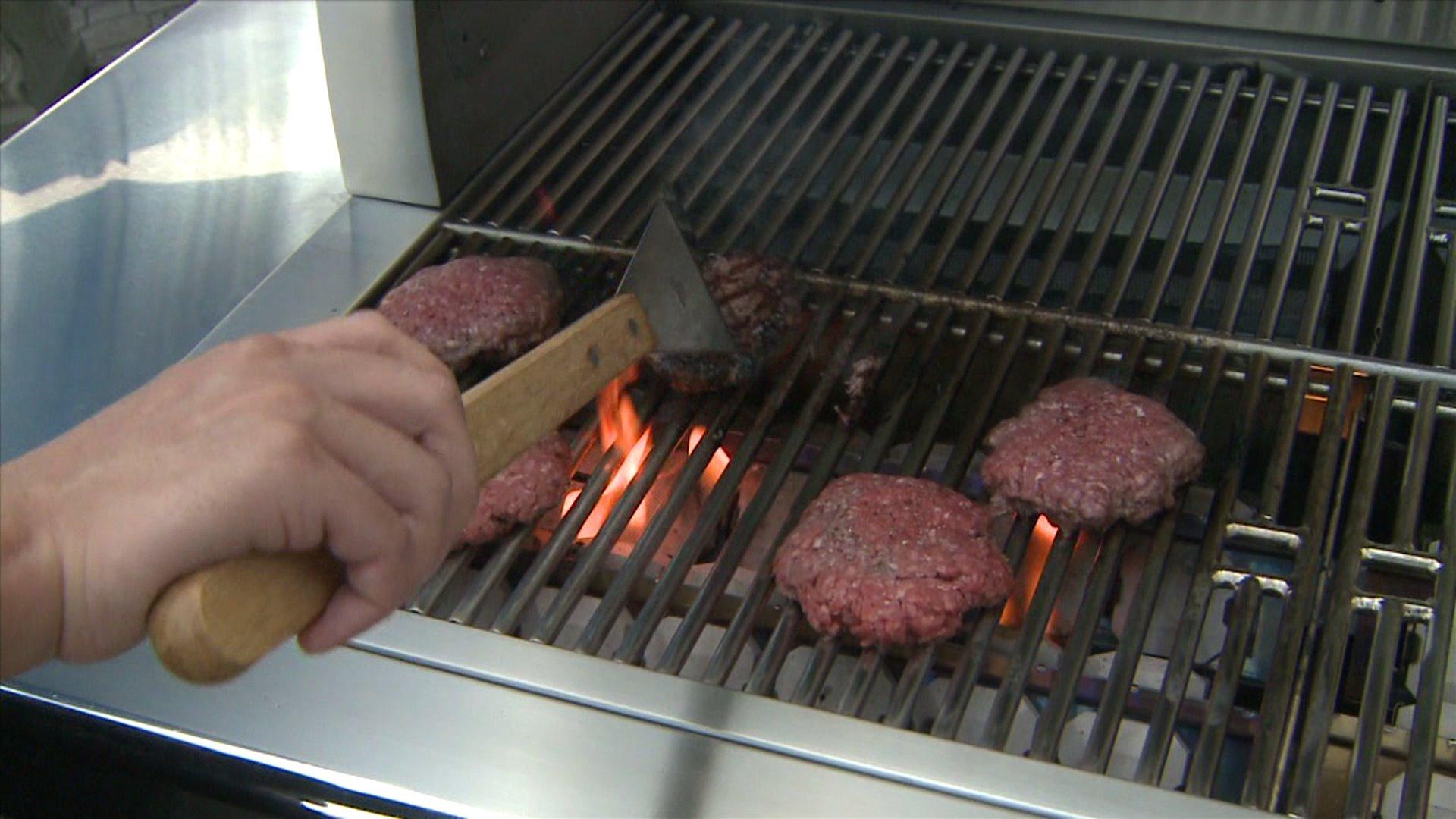 grill danger