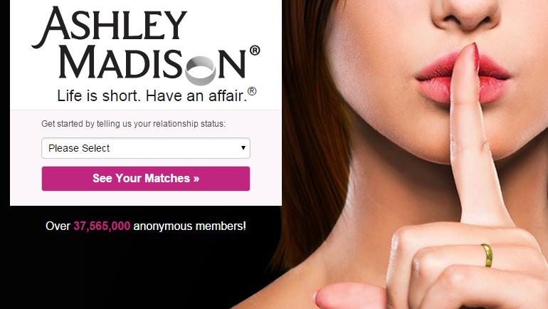 Ashley madison members