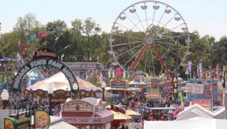 Indiana State Fair 2021