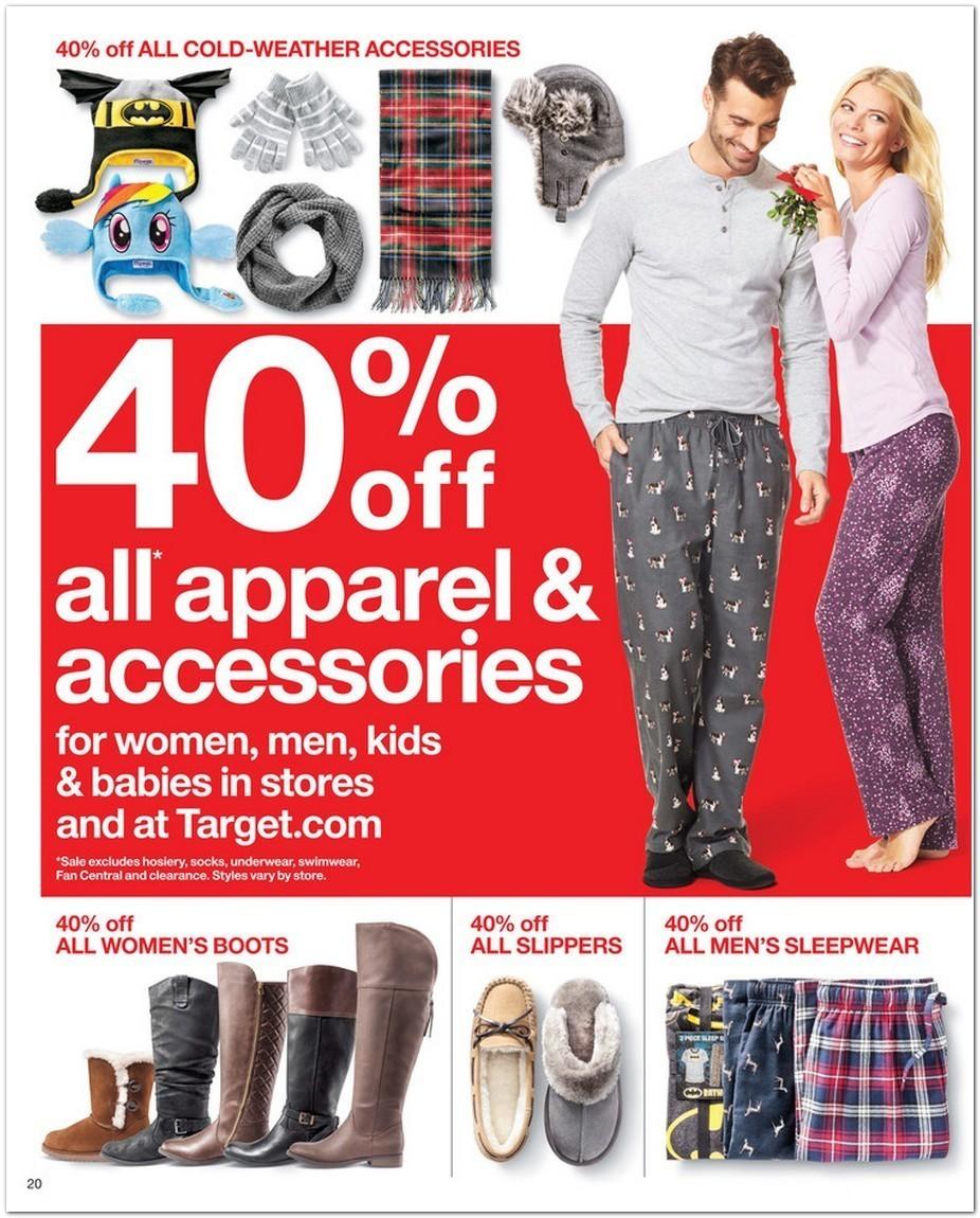 2015 Target Black Friday ad