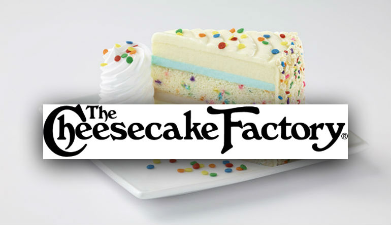 Swell The Cheesecake Factory Offers Half Price Slices For National Funny Birthday Cards Online Barepcheapnameinfo