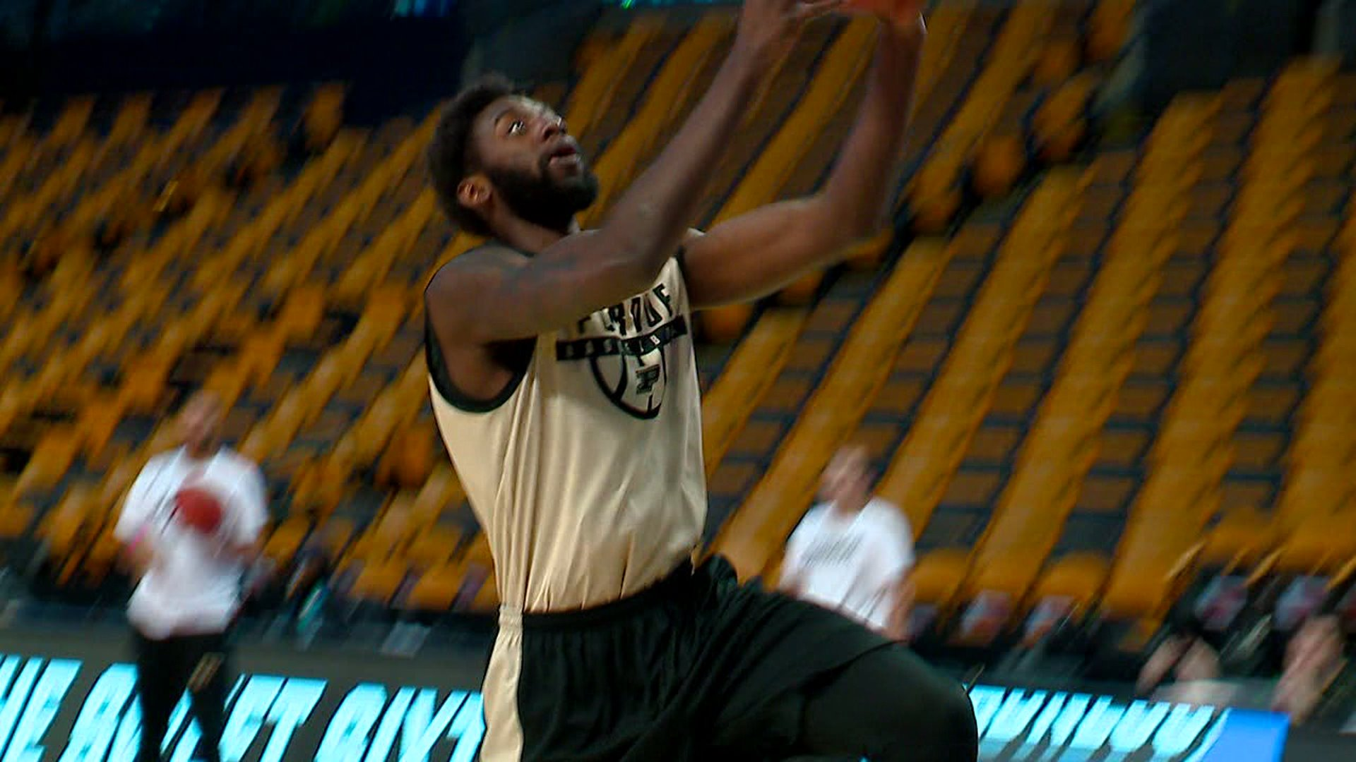 Purdue's Taylor looks to contribute in Boston homecoming | Fox 59