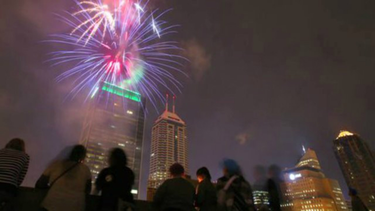 Where to watch 4th of July fireworks in Indianapolis, central Indiana