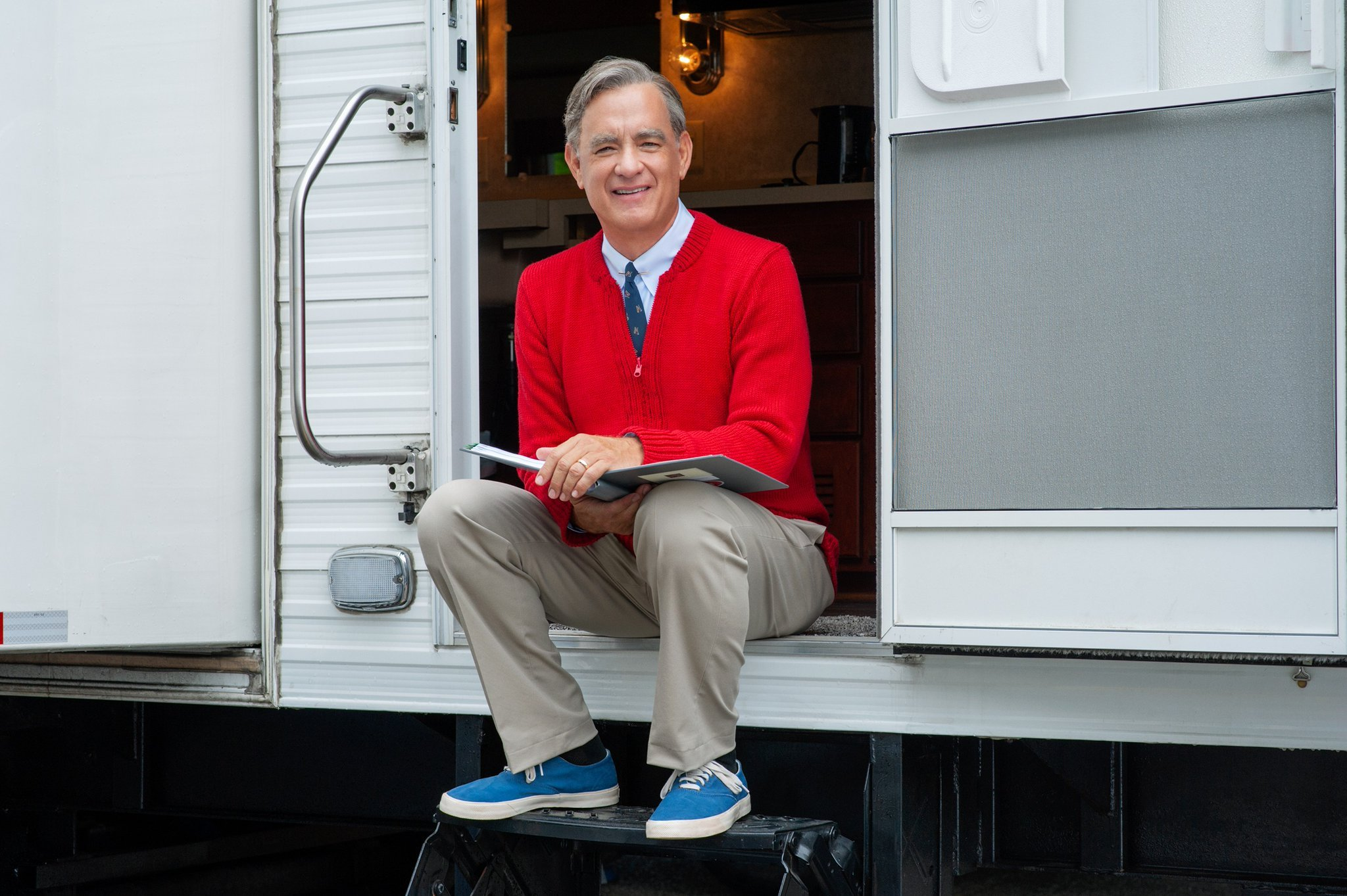 Dna Test Shows Tom Hanks Is Related To Mister Rogers Fox 59
