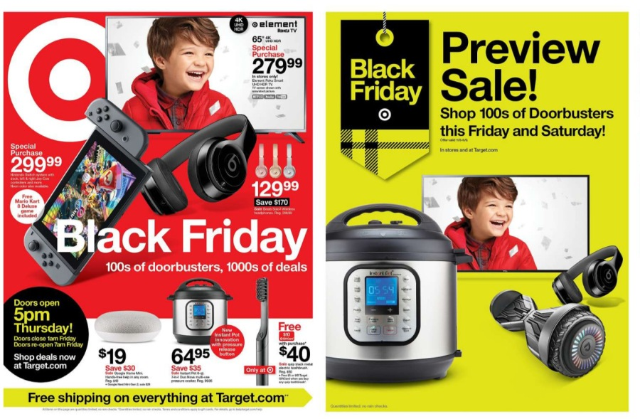 Target Gives Shoppers An Early Look At Its Thanksgiving And Black Friday Sales Fox 59