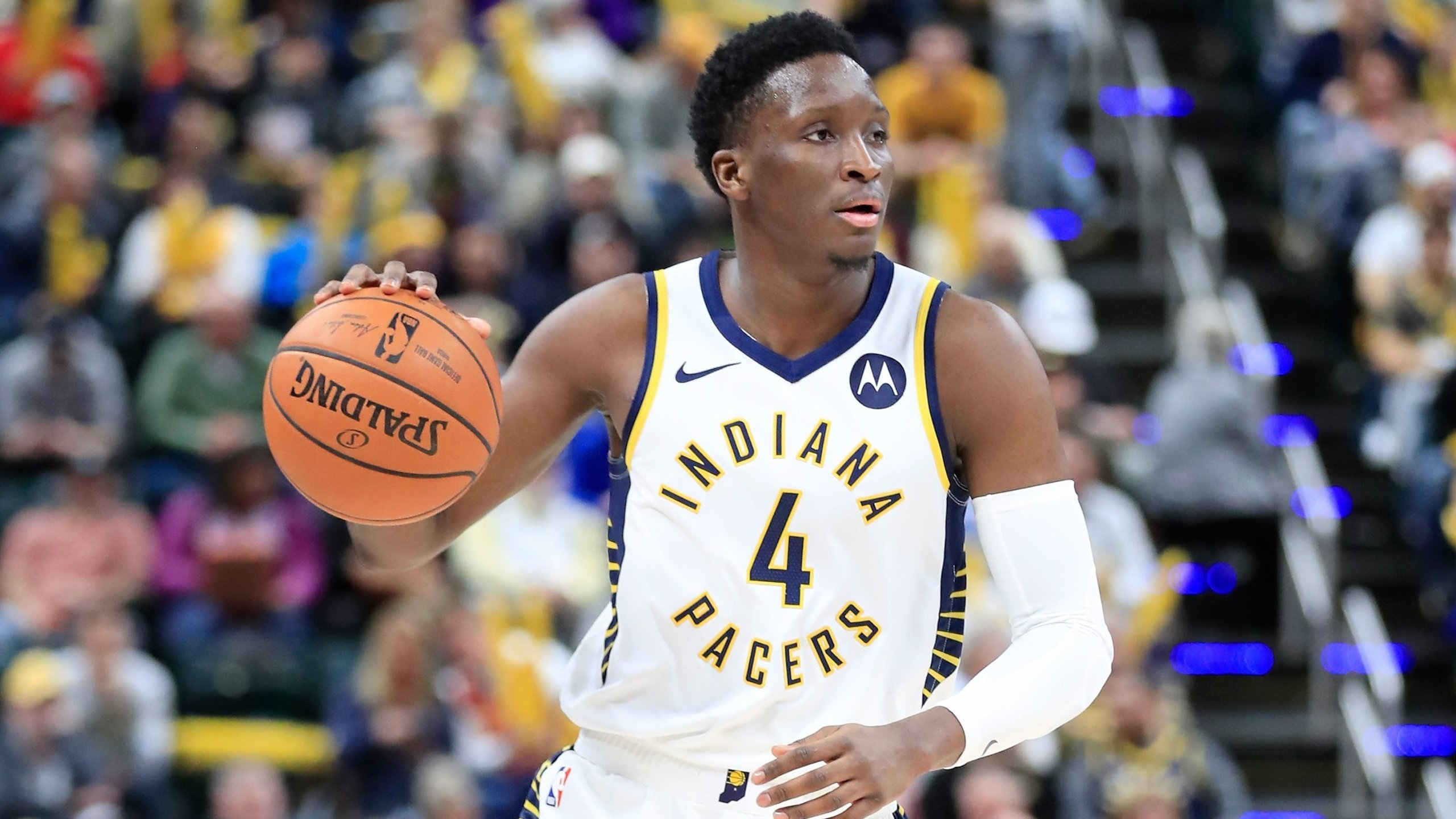 No more minutes restriction for Victor Oladipo | Fox 59