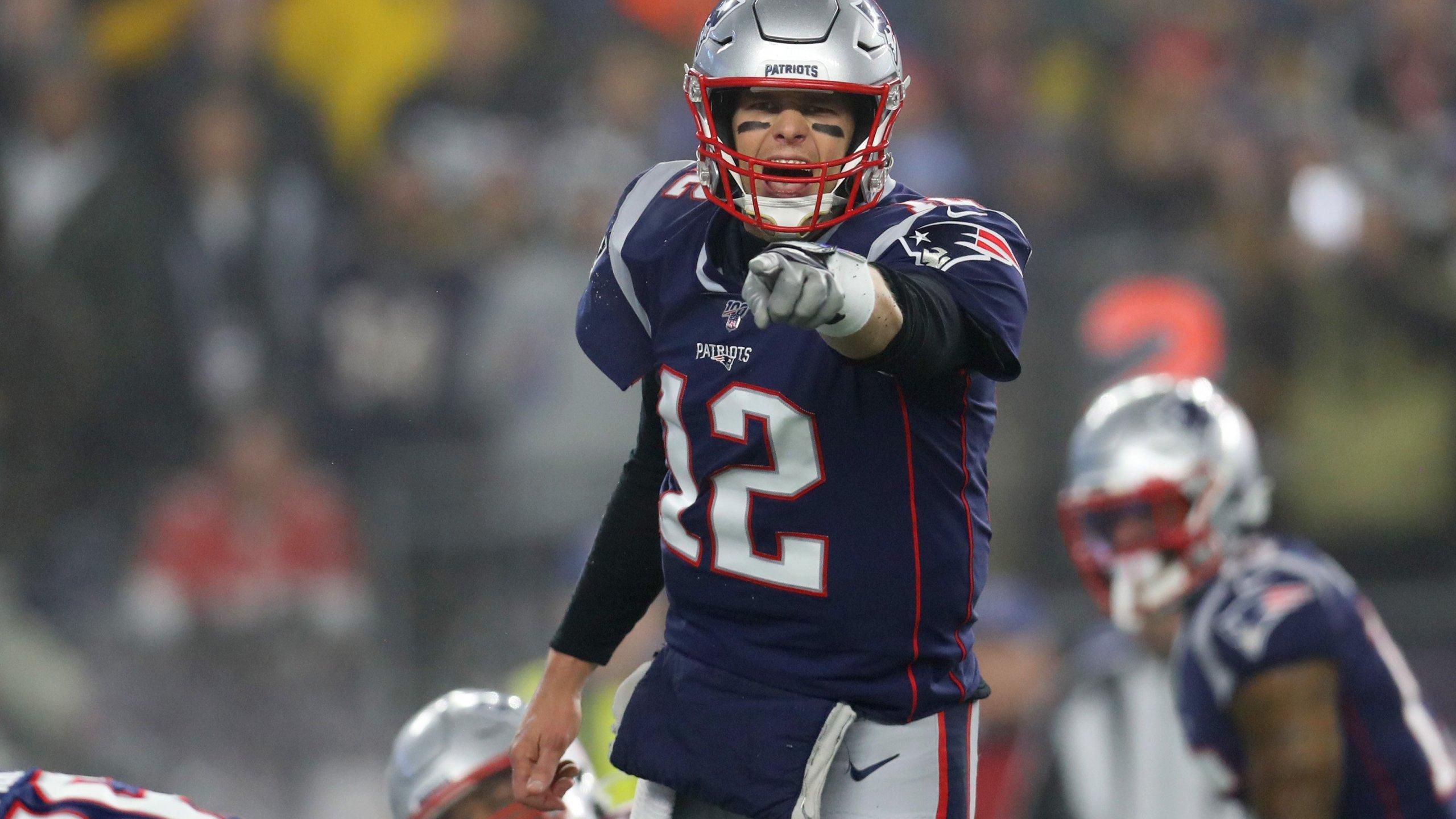 Tom Brady parts ways with New England ...