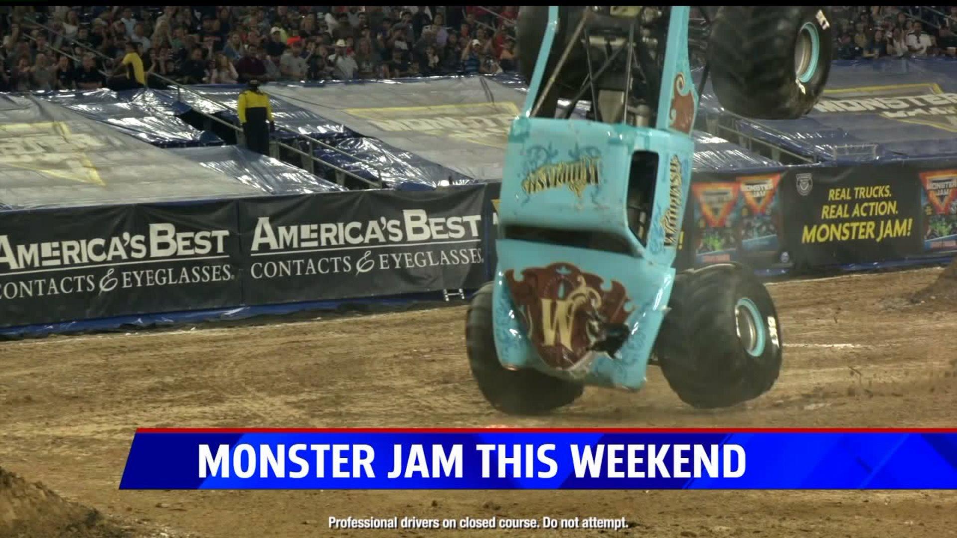 Monstar Jam Preview Fox 59