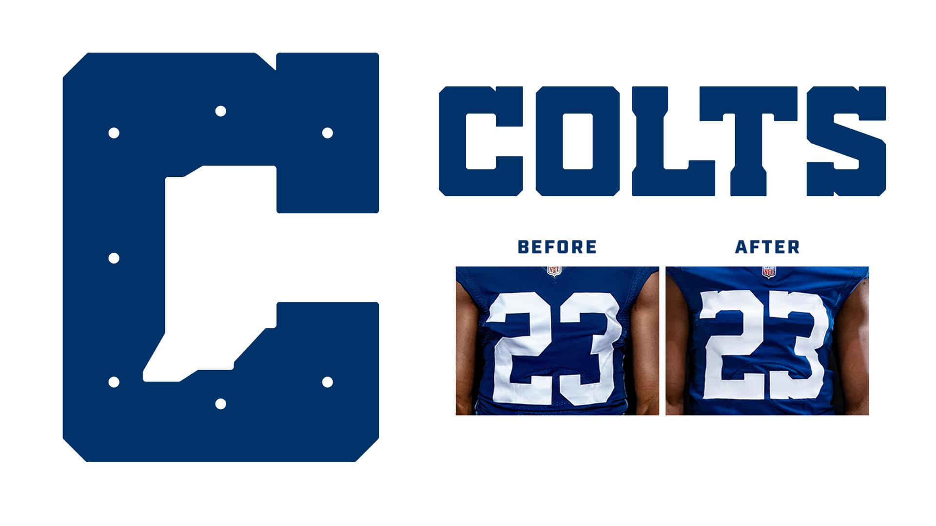 Colts Debut Updated Logos Team Uniforms Fox 59