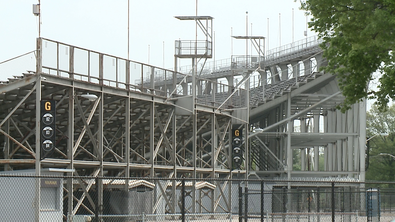IMS quiet on Indy 500's traditional race day