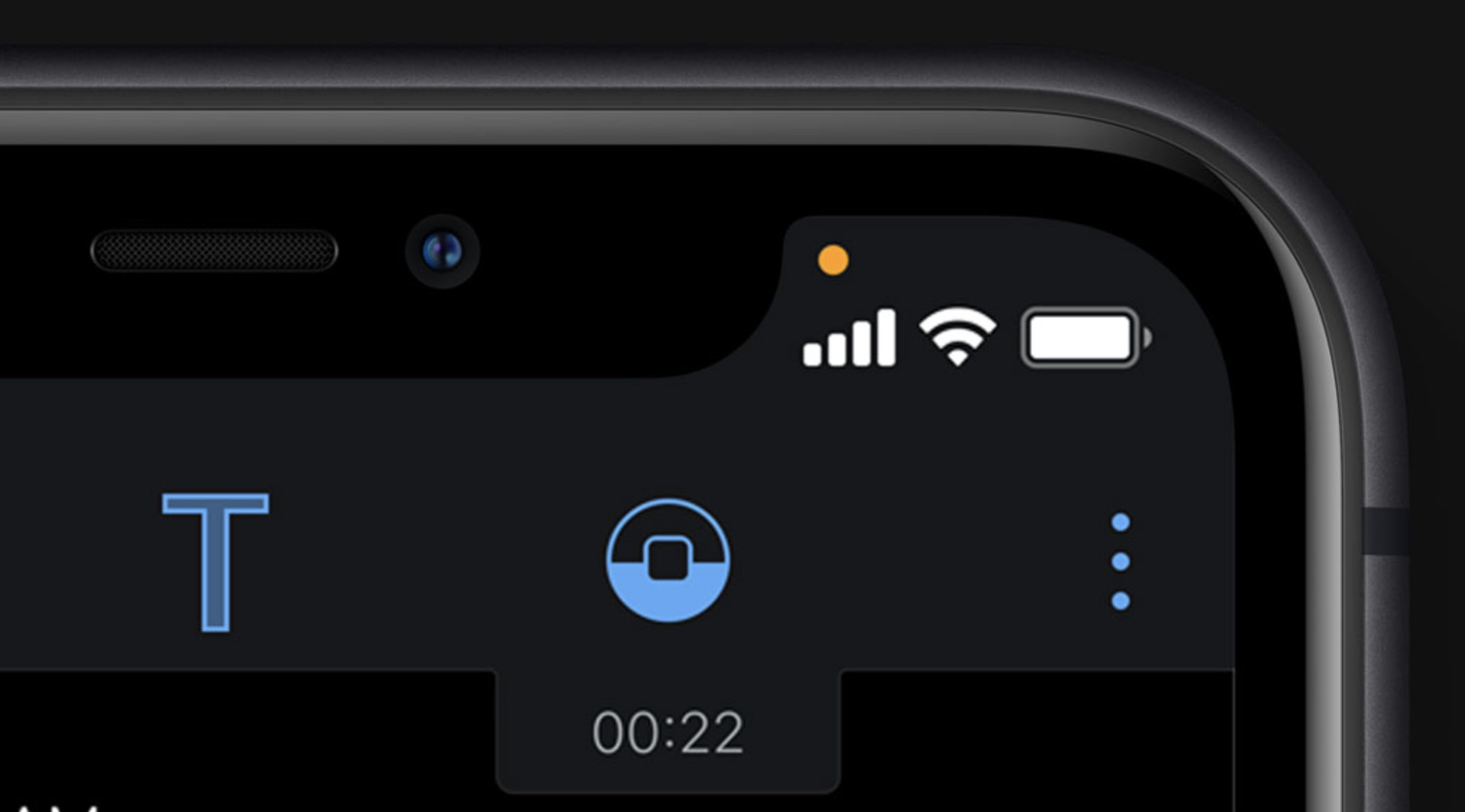 How To Get Rid Of The Dot On Iphone 11