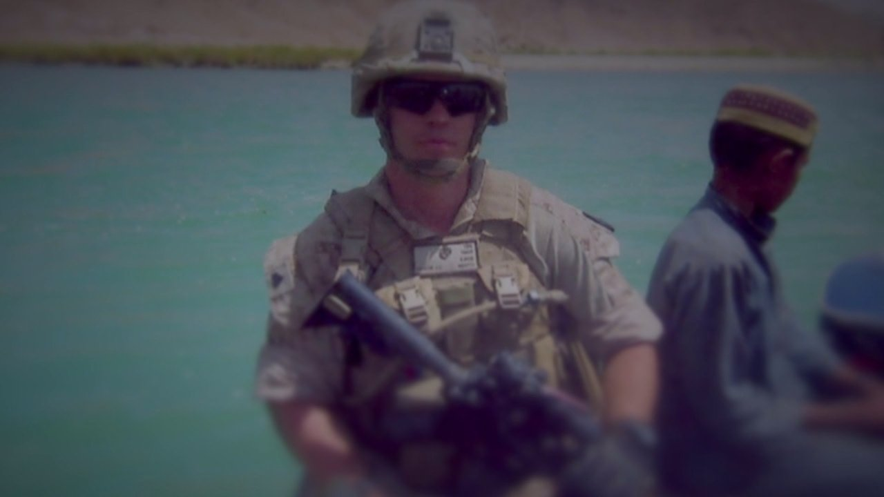 Indy mother joins national effort to raise awareness about suicide prevention for military veterans