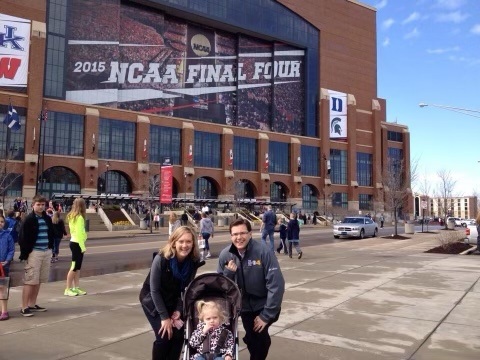 NCAA Tournament in Indianapolis