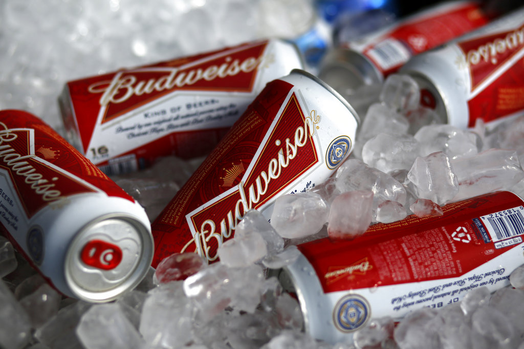 Free Budweiser beer if you've had the coronavirus vaccine