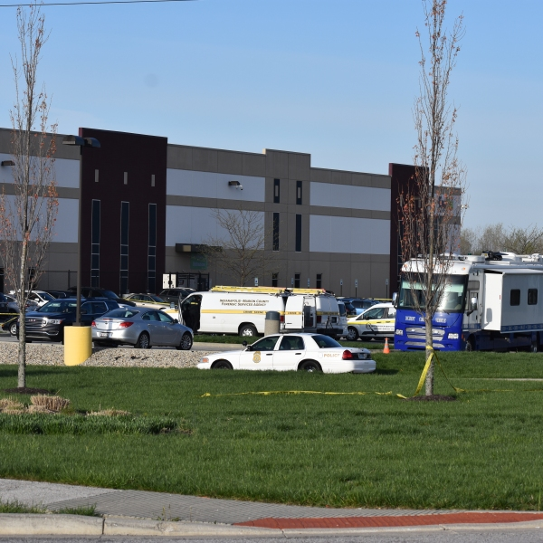 Deadly FedEx Shooting in Indianapolis
