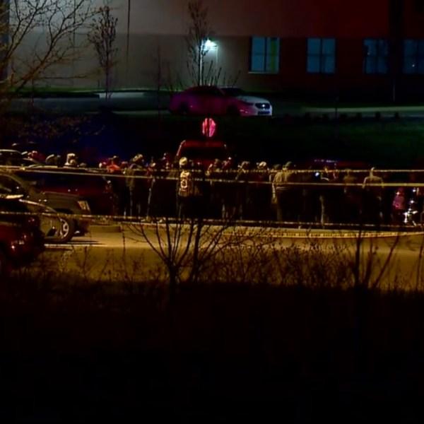 FedEx shooting Indianapolis airport