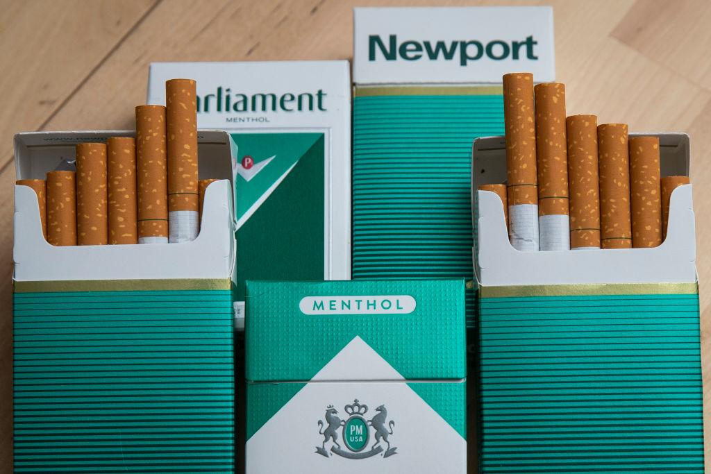 FDA considers ban on menthol cigarettes