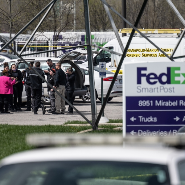 FedEx shooting: employee says security concerns were ignored